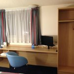 Φωτογραφία: Travelodge London Kings Cross