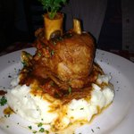 Osso Bucco - Fantastic… I always ask for extra gravy