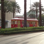 Photo of New Orleans Streetcars