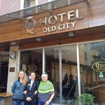 Foto de Q Inn Hotel Old City