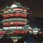 Tang Dynasty palace rebuilt 29 times after fire and battles
