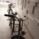 Hotel bikes free for hire