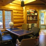 Denali Mountain Morning Hostel and Cabins resmi