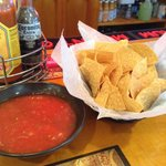 Complimentary Chips and Salsa
