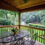 Foto de Asheville Cabins of Willow Winds