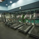 Cardio Room & Indoor Pool