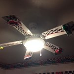 Kids would love this ceiling fan