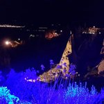 Goreme view at night