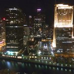 Chicago at night!