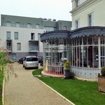 Photo de Clarion Hotel Chateau Belmont
