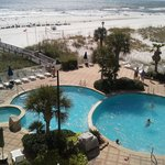 ภาพถ่ายของ Holiday Inn Express Orange Beach-On The Beach