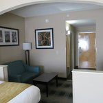ภาพถ่ายของ Comfort Suites New Orleans Airport