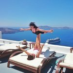 Foto di Athina Cliff Side Suites