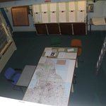 The main operations room