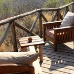 Foto de Sanctuary Escarpment Luxury Lodge