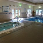 Swimming pool & spa bath