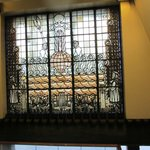 Glass panelling