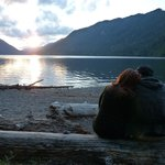 Lake Crescent Lodge照片
