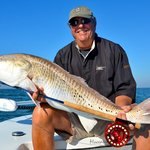 What a great fish to catch on a fly rod.  Thanks Brian!