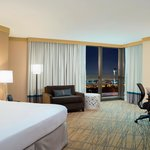 Spacious Deluxe King Room