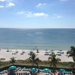 View Of Gulf From Room