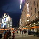 Camden Yards within walking distance (~1 mile)