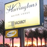 Sunset at Harringtons