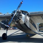 Liberty Aviation Museum's Ford Tri-Motor