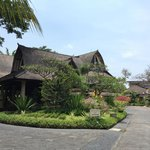 Photo de Hotel Vila Lumbung