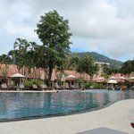 Pool View of Deevana Patong