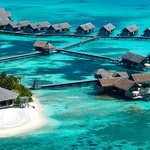 Photo de Shangri-La's Villingili Resort and Spa Maldives