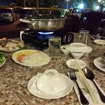 Dinner - Steamboat
