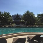 Maikhao Dream Resort & Spa, Natai resmi