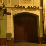Casa Baciu from the street