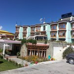 Foto de Hotel Namgyal Palace