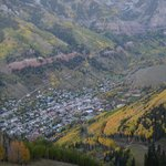 Sunset View of Telluride