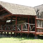 One of the 8 lodges