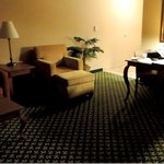 Suite at Hampton Inn