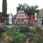 Zion Canyon Offerings