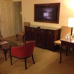 Presidential suite - Living Room 2