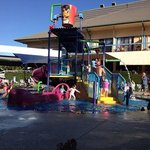 0-5 Years old water park