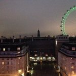We were in room 1030 and the view was amazing. Could see Big Ben and London Eye