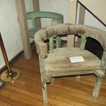 chair made during internment