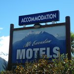 Foto Mt Earnslaw Motel