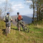 Enjoy a day of Mountain Biking! Rentals Available.