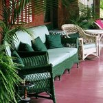 Relax on the wonderful wrap-around porch