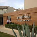 Foto de Amalthia Beach Resort