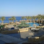 Foto van Coral Beach Resort Tiran