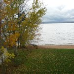 October on Golden Lake