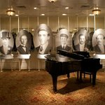 Titanic Music Gallery at the Titanic Museum Attraction in Branson, Mo.